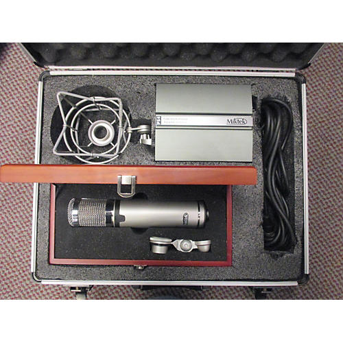 In Store Used CV4 Condenser Microphone-thumbnail