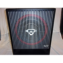 Cerwin-Vega CVA118 18in 700W Powered Subwoofer