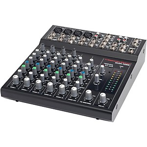 Cerwin-Vega CVM-1022 10-Channel Compact Mixer by Cerwin Vega
