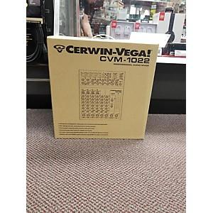 Pre-owned Cerwin-Vega CVM-1022 Unpowered Mixer by Cerwin Vega