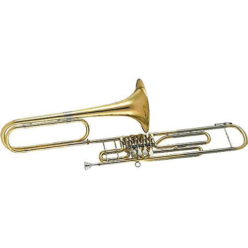 Cerveny CVT 576-4-0 F Bass Trombone Outfit-thumbnail