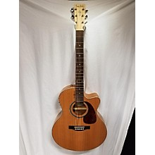 Simon & Patrick CW Mini Jumbo SG T35 SF Acoustic Electric Guitar