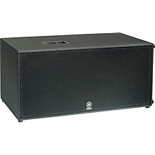 "Yamaha CW218V Dual 18"" Club Concert Series Subwoofer"