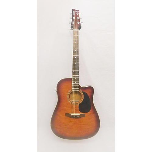 Carlo Robelli CW4103FCS Acoustic Electric Guitar
