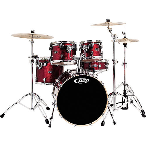 PDP by DW CX Fusion Kit with 8.155 Hardware-thumbnail