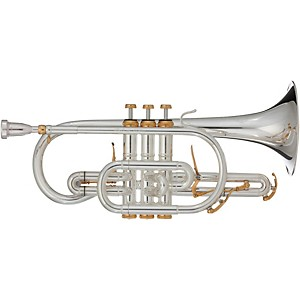 B&S CX X-Series Bb Cornet with Interchangeable Bells by BS