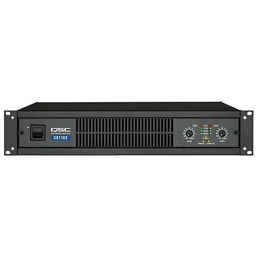 QSC CX1102 Stereo Power Amp