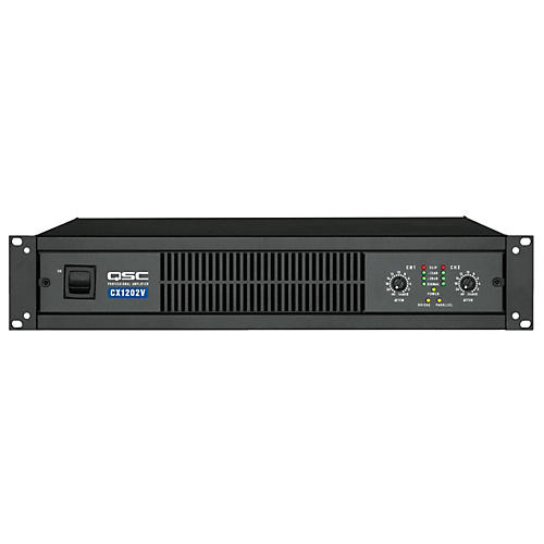 QSC CX1202V Stereo Power Amp