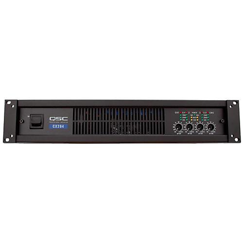 QSC CX204V 4-CH 70V Power Amplifier-thumbnail