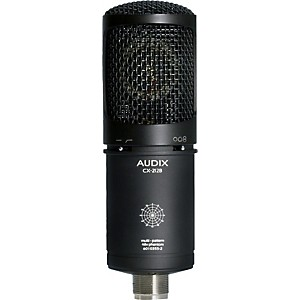 Audix CX212B Large Diaphragm Condenser Microphone Multi-Pattern by Audix