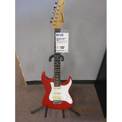 Charvel CX290 Solid Body Electric Guitar Red