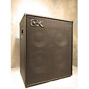 CX410 Bass Cabinet