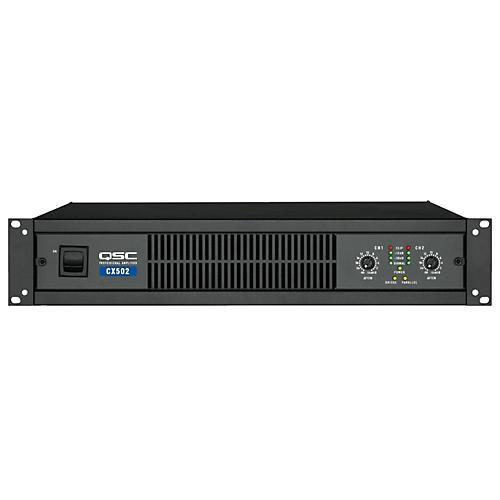 QSC CX502 Stereo Power Amp-thumbnail