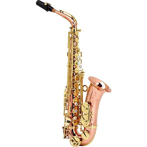 Keilwerth CX90 Prestige Alto Saxophone Copper Body with Clear Lacquer Finish