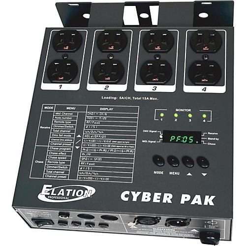 Elation CYBER PAK 4-Channel Dimmer-thumbnail
