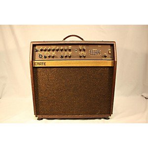 Pre-owned Crate Ca112 Acoustic Guitar Combo Amp