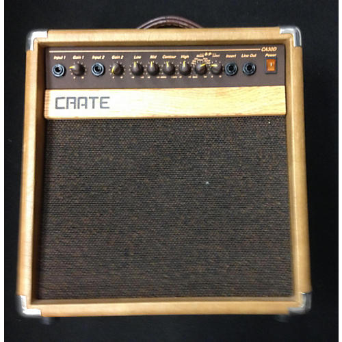 Crate Ca30d Battery Powered Amp