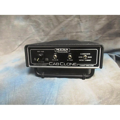 Mesa Boogie Cab Clone 8 Ohm Power Attenuator-thumbnail