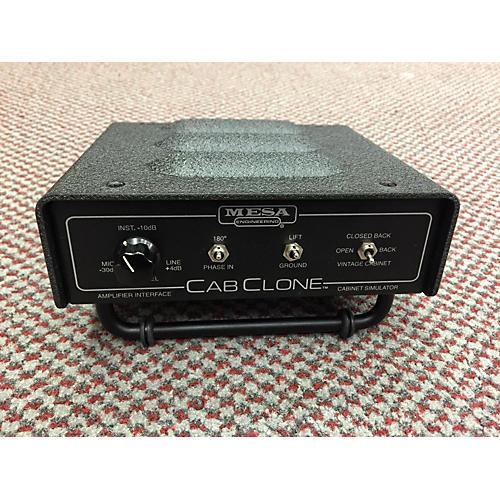 Mesa Boogie Cab Clone Effect Pedal-thumbnail