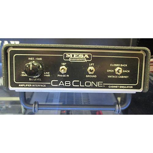Mesa Boogie Cab Clone Effect Pedal