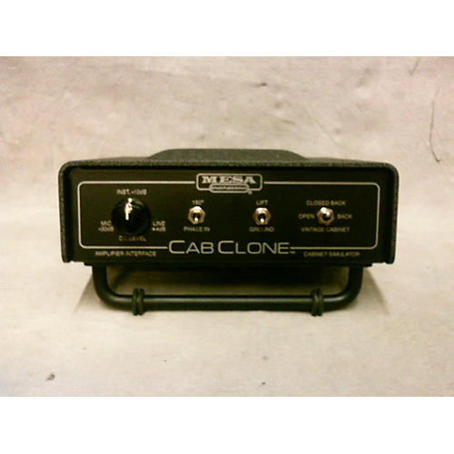 Mesa Boogie Cab Clone Signal Processor