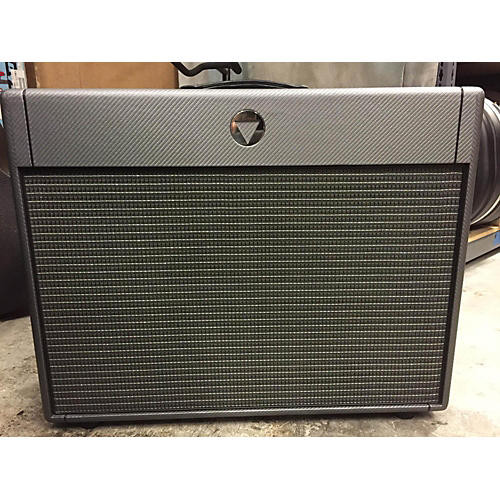In Store Used Cab Guitar Cabinet Chrome Silver-thumbnail