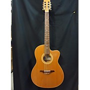Manuel Rodriguez Caballero 10 Cutaway Classical Acoustic Electric Guitar