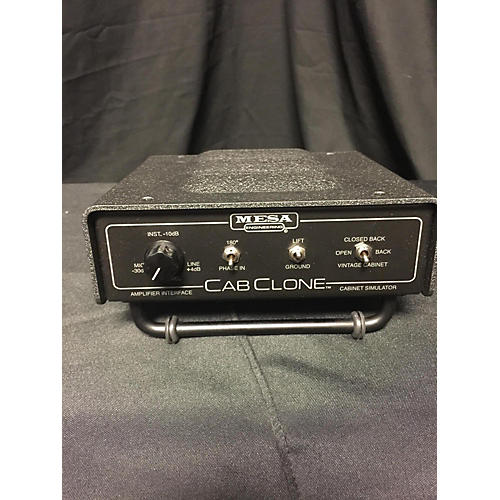 Mesa Boogie Cabclone Guitar Cabinet