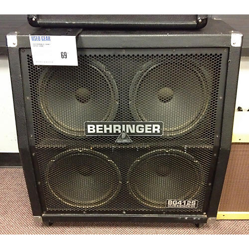 Behringer Cabinet Guitar Cabinet