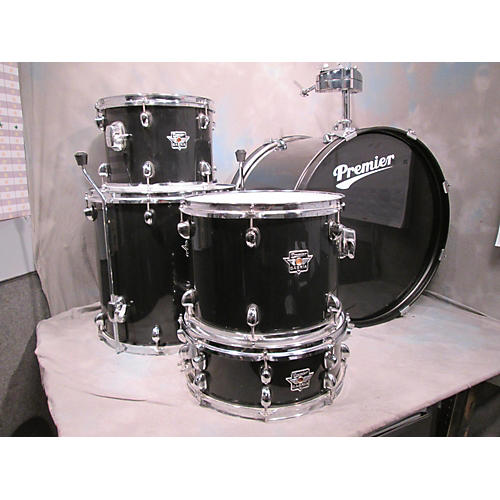 Premier Cabria Drum Kit Black