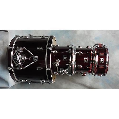 Premier Cabria Drum Kit Red