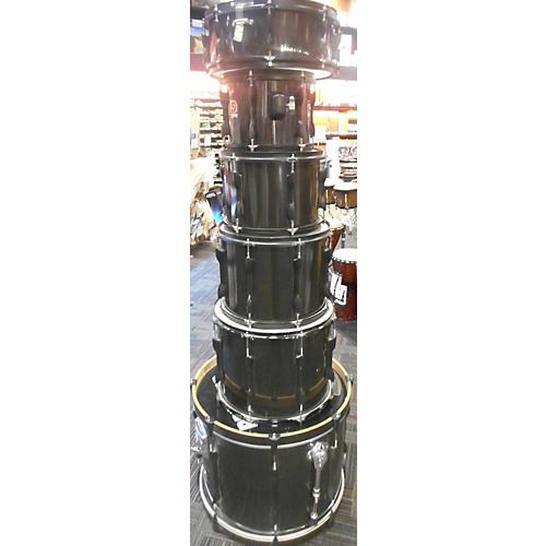Premier Cabria Drum Kit Black