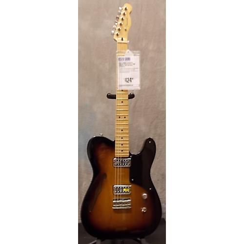 Fender Cabronita Thinline Telecaster Hollow Body Electric Guitar-thumbnail