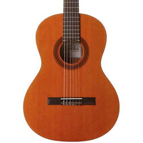 Cordoba Cadete 3/4 Size Acoustic Nylon String Classical Guitar Natural-thumbnail