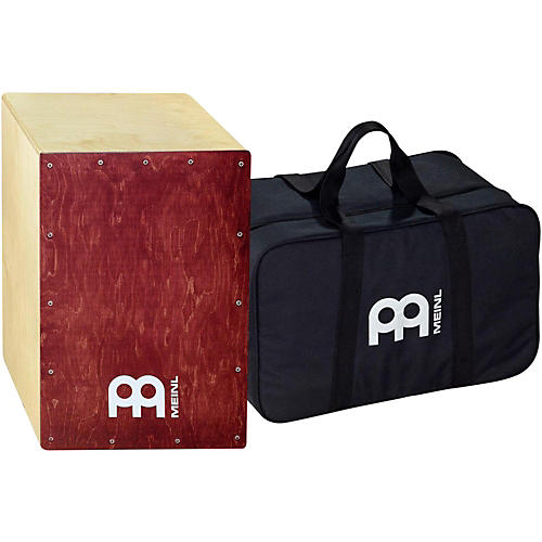 Meinl Cafe Cajon with Free Bag-thumbnail