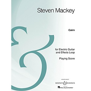 Boosey and Hawkes Cairn Electric Guitar and Effects Loop Archive Edition ... by Boosey and Hawkes