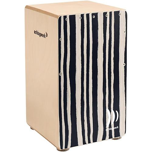 SCHLAGWERK Cajon Agile Pro Zebra