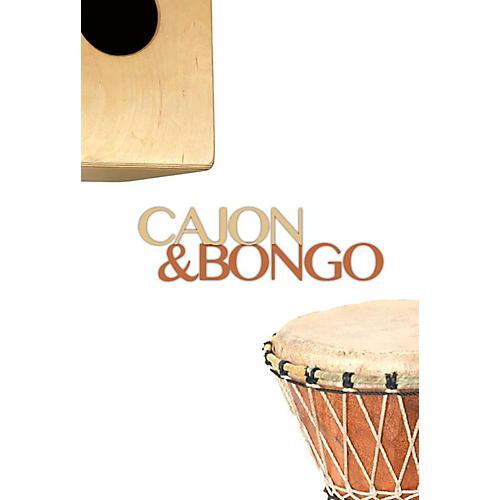 8DIO Productions Cajon and Bongo-thumbnail
