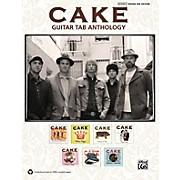 Alfred Cake - Guitar TAB Anthology Book