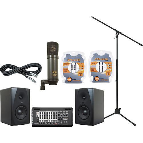 M-Audio Cakewalk V-Studio 20 and M-Audio CX5 Recording Package-thumbnail