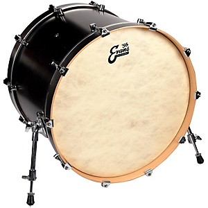 Evans Calftone Bass Drum Head by Evans