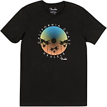 Fender Cali Coastal Record Player Men's Tee