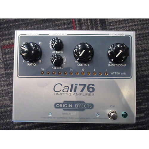 In Store Used Cali76 Effect Pedal-thumbnail