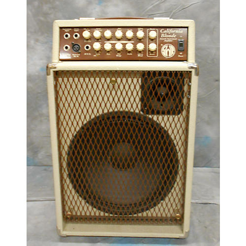 SWR California Blonde Acoustic Guitar Combo Amp-thumbnail