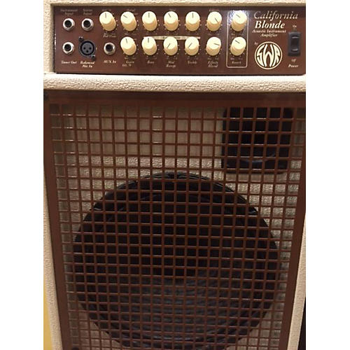 SWR California Blonde Acoustic Guitar Combo Amp