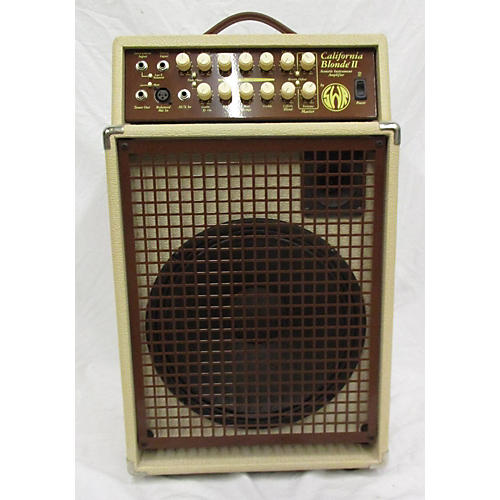 SWR California Blonde Acoustic Guitar Combo Amp