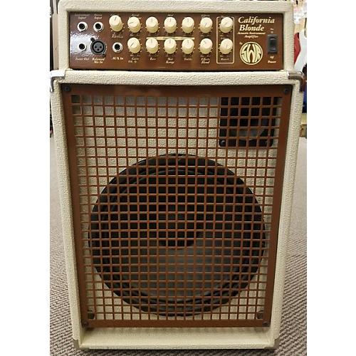 SWR California Blonde II Acoustic Guitar Combo Amp