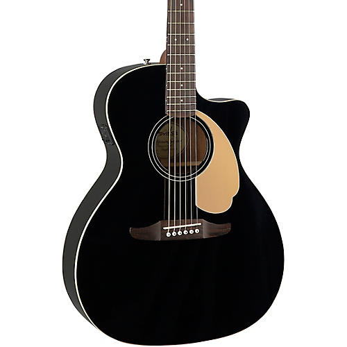 fender california newporter player acoustic electric guitar guitar center. Black Bedroom Furniture Sets. Home Design Ideas