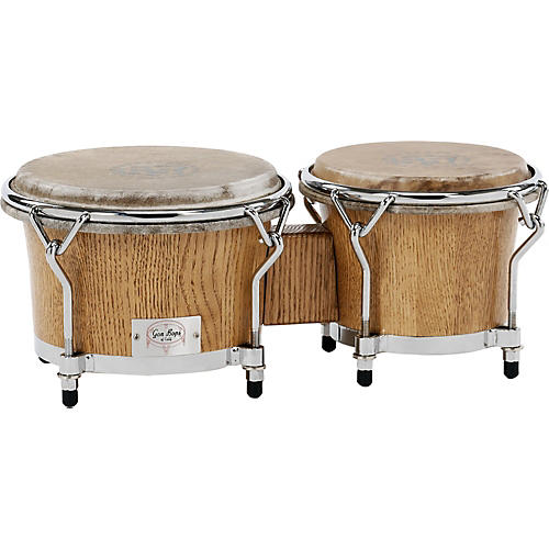 Gon Bops California Series Bongos, 55th Anniversary Limited Edition-thumbnail
