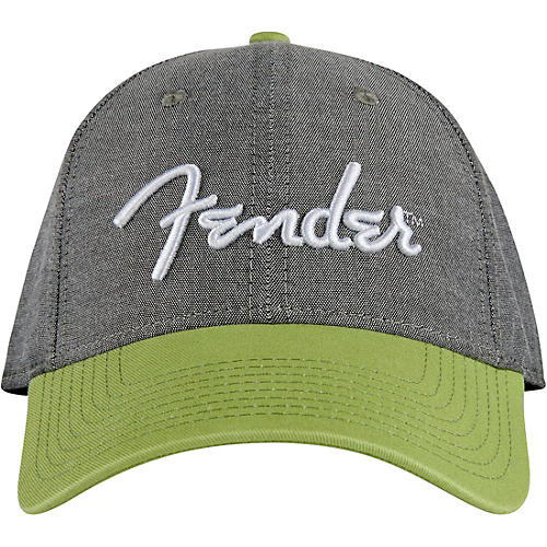 Fender California Series Chambray Logo Hat